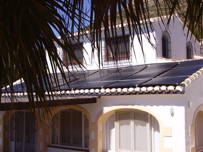 Pool Solar Systems on the Costa Blanca