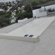 Automatic Pool Cover in Moraira