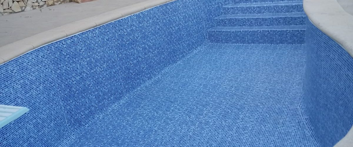 Renovation Of A Swimming Pool With Pvc Liner On The Costa Blanca Renovapool
