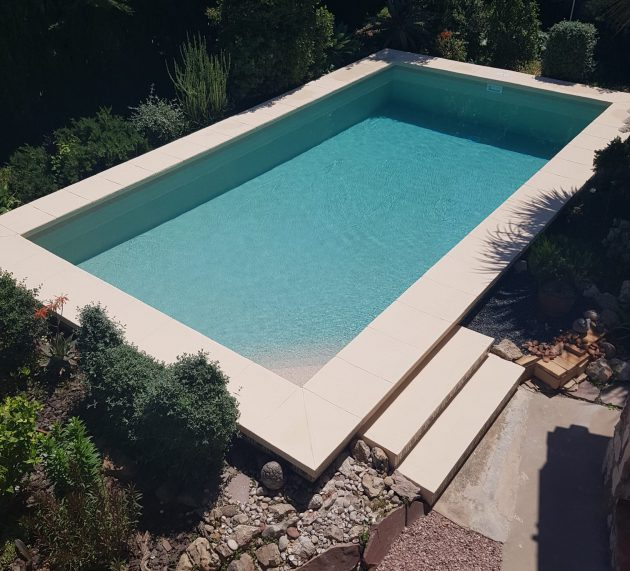 Swimming pool renovation with PVC Liner in Javea/Xabia
